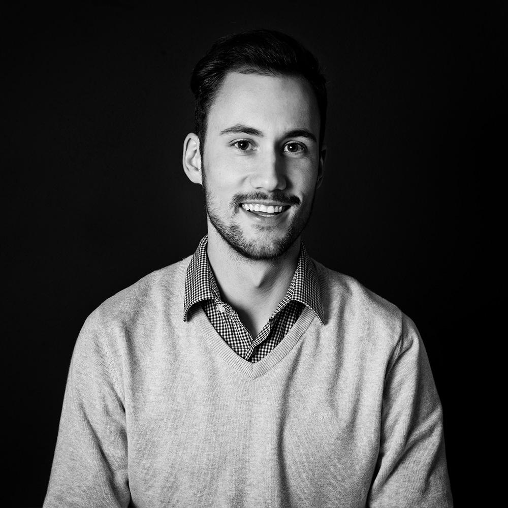 Portrait von Tim Kurzweg